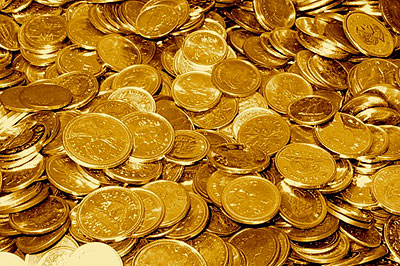 Listening to Hey Mr Jesse is like finding gold coins each month. Photo by tao_zhyn at Flickr