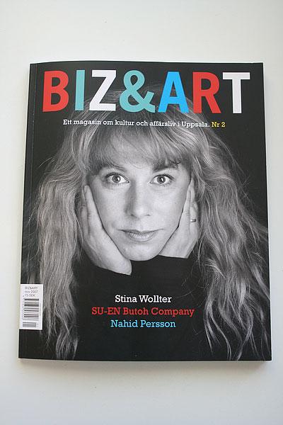 Biz & Art #2. Copyright: Stewen Quigley.