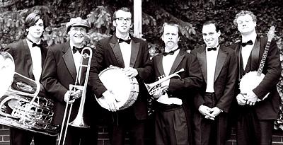 Firecracker jazz Band from Asheville, North Carolina