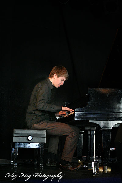 Filip Ekestubbe (piano), Johan Chistoffersson 4 Katalin. Copyright: Henrik Eriksson. The photo may not be published elsewhere without written permission.