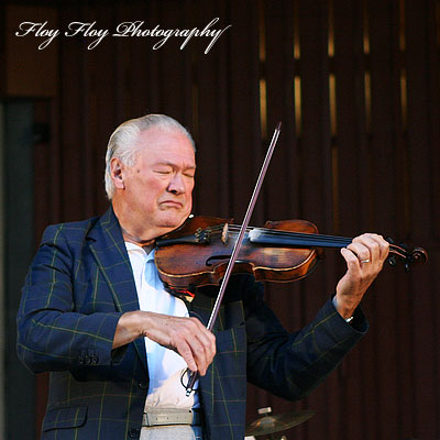 Gunnar Lidberg (violin). Lars Erstrand Four at Parksnckan. Copyright: Henrik Eriksson. The photo may not be published elsewhere without written permission.