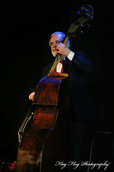 Arne Wilhelmsson (bass). Lars Erstrand Four at Katalin. Copyright: Henrik Eriksson. The photo may not be published elsewhere without written permission.