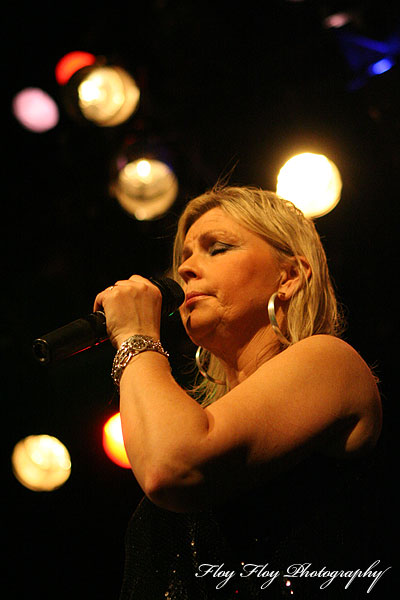 Ingela Nilsson (song). Palladium at Grand. Copyright: Henrik Eriksson. The photo may not be published elsewhere without written permission.
