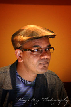 Mohan Pakkurti. Copyright: Henrik Eriksson. The photo may not be used elsewhere without written permission